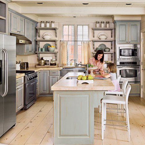 l shaped kitchen with island photos photo - 5