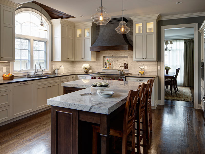 l shaped kitchen with island photos photo - 6