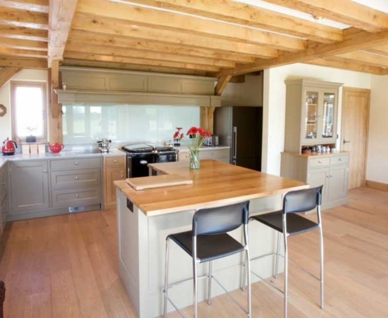 l shaped kitchen with island pictures photo - 10