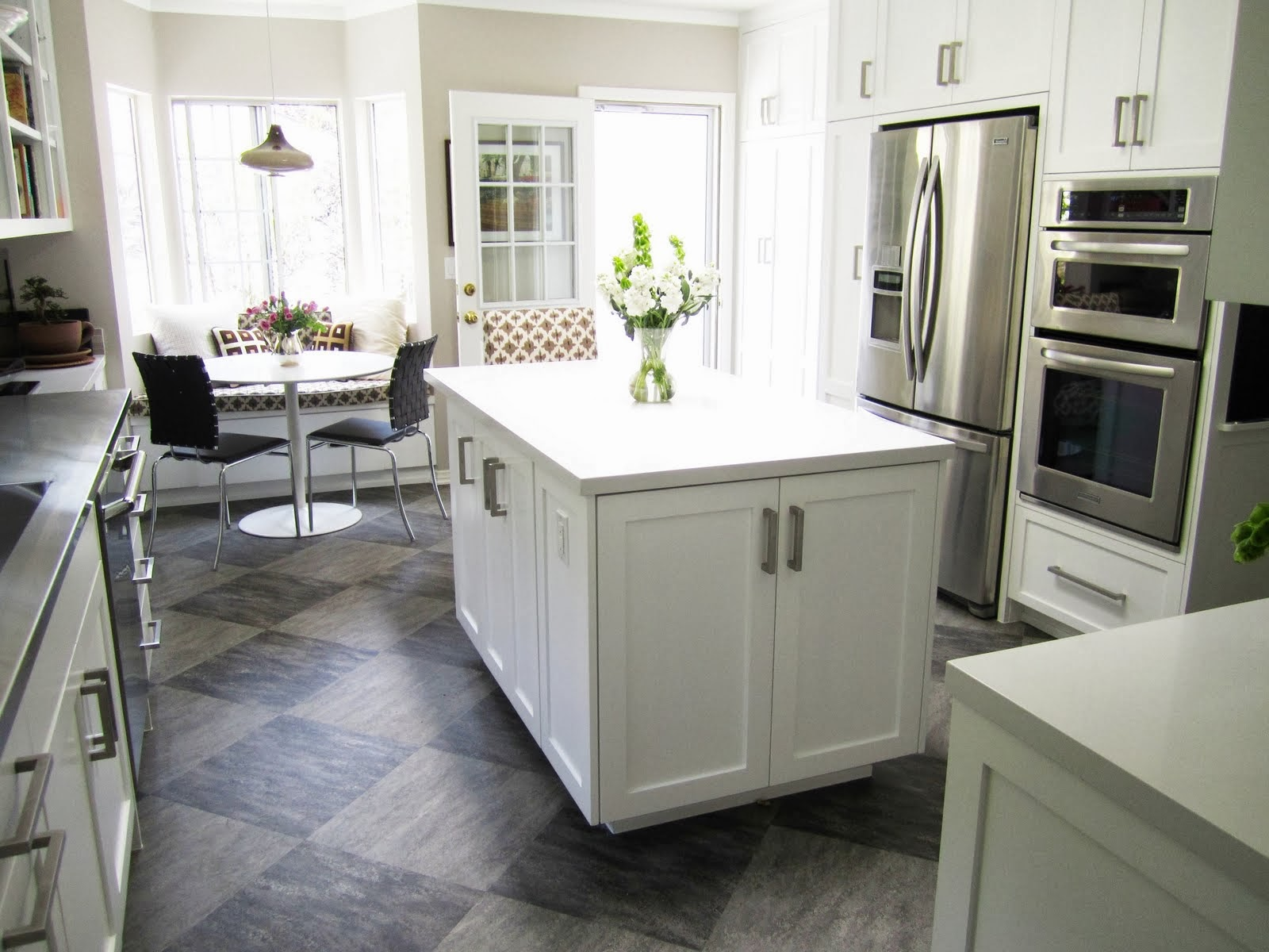 l shaped kitchen with island pictures photo - 4