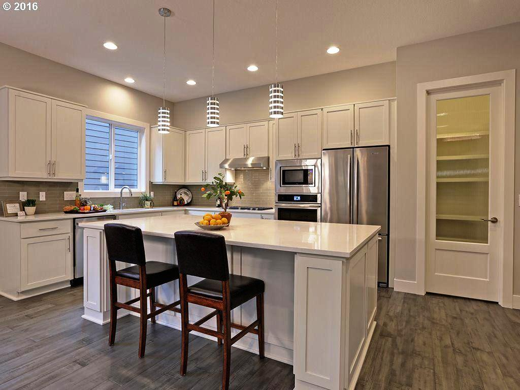 l shaped kitchen with island plans photo - 6