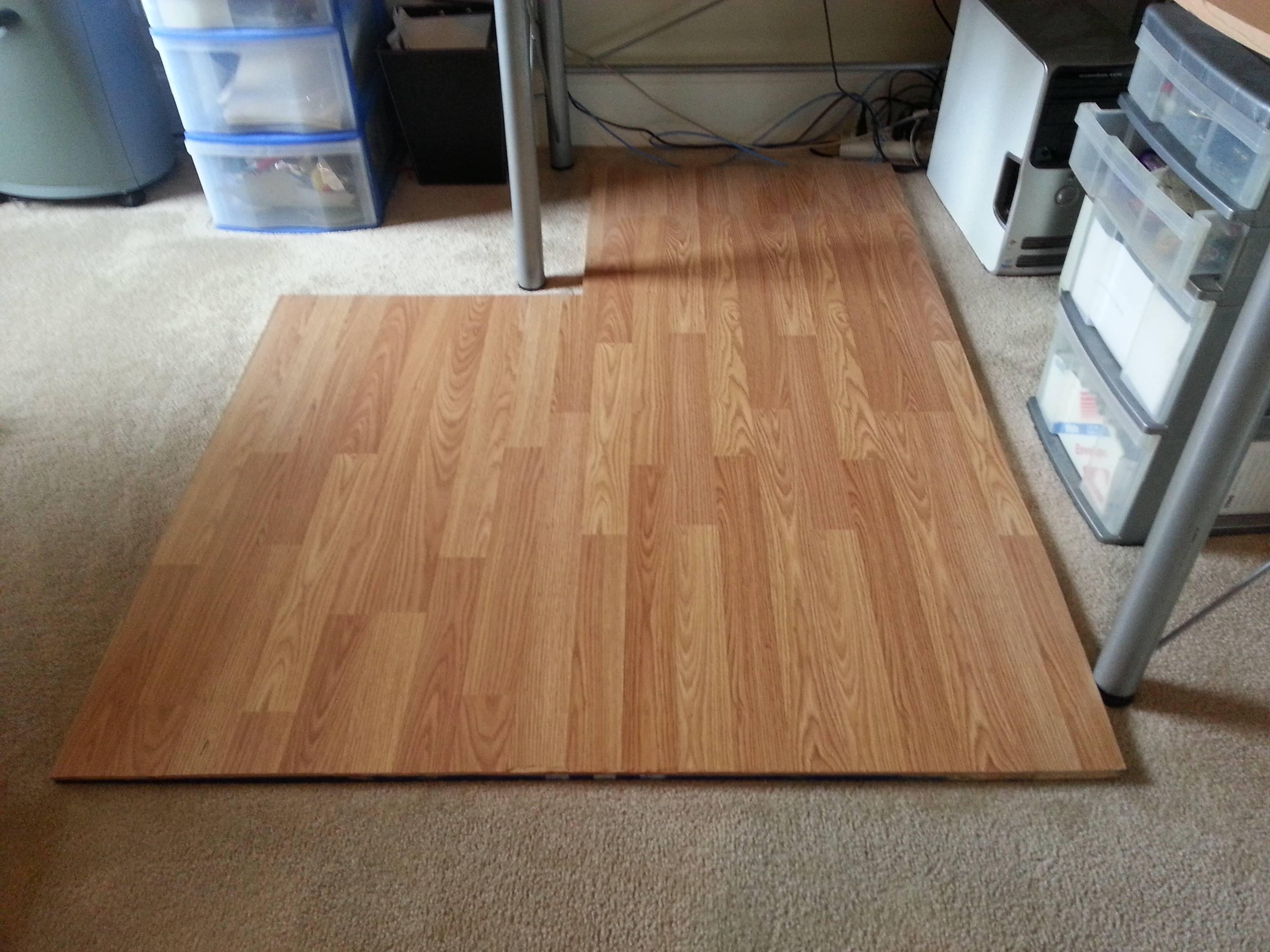 Laminate Wood Flooring Diy Photo 8