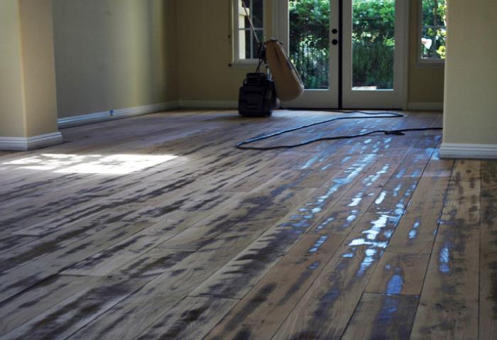 laminate wood flooring dogs photo - 9