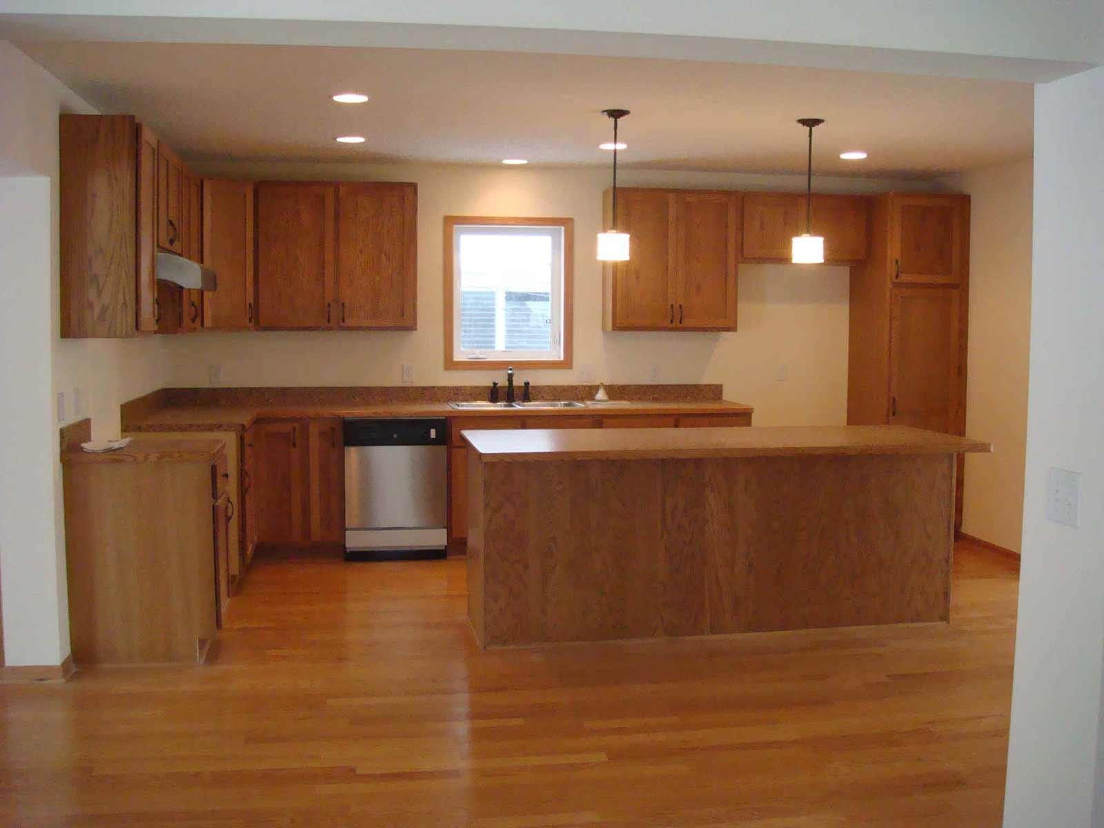 laminate wood flooring for kitchen photo - 10