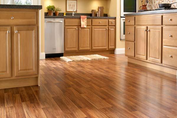 Laminate Wood Flooring For Kitchen Photo   3