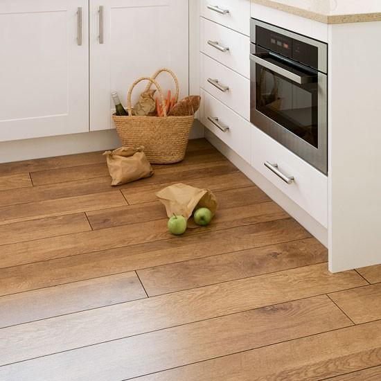 laminate wood flooring for kitchen photo - 5