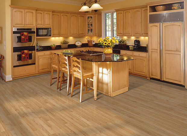 laminate wood flooring for kitchen photo - 8