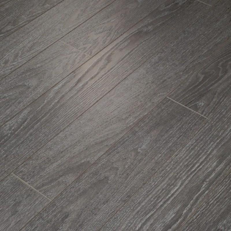 laminate wood flooring grey photo - 3