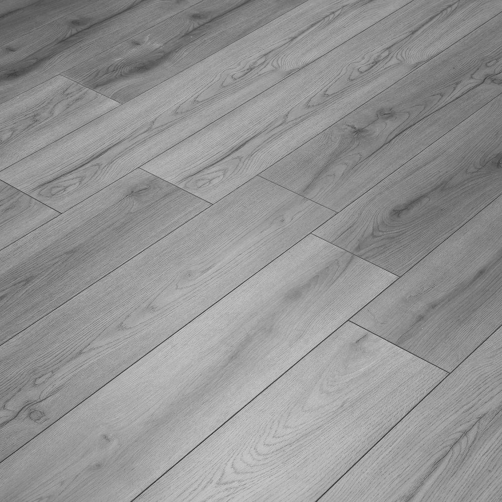 laminate wood flooring grey photo - 5
