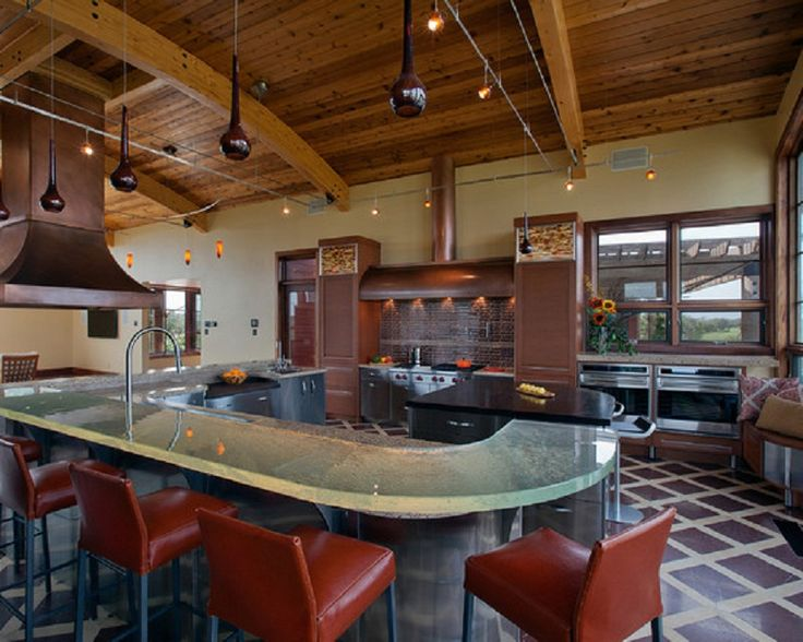 large country kitchen designs photo - 10