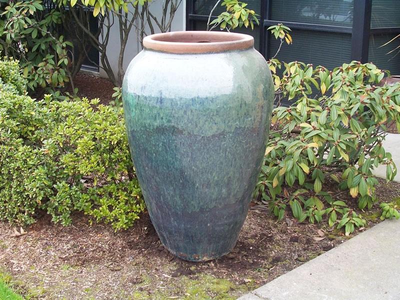 large designer garden pots photo - 10