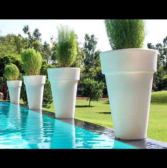 large designer garden pots photo - 6