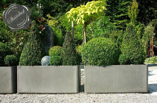 large designer garden pots photo - 8