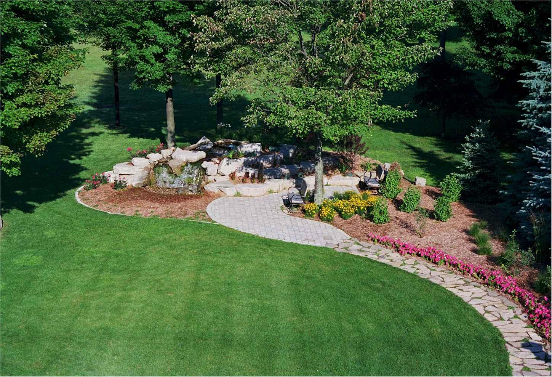Large front garden design ideas | Hawk Haven