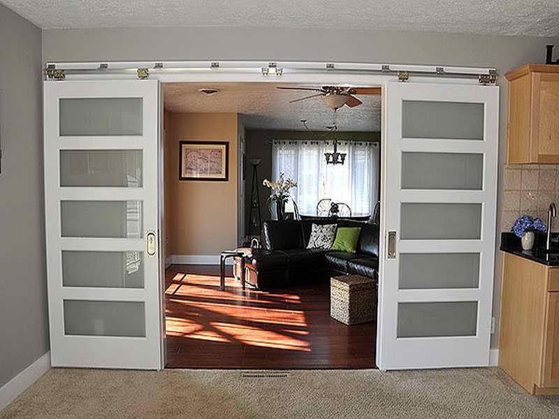 Large Interior Sliding Doors Hawk Haven