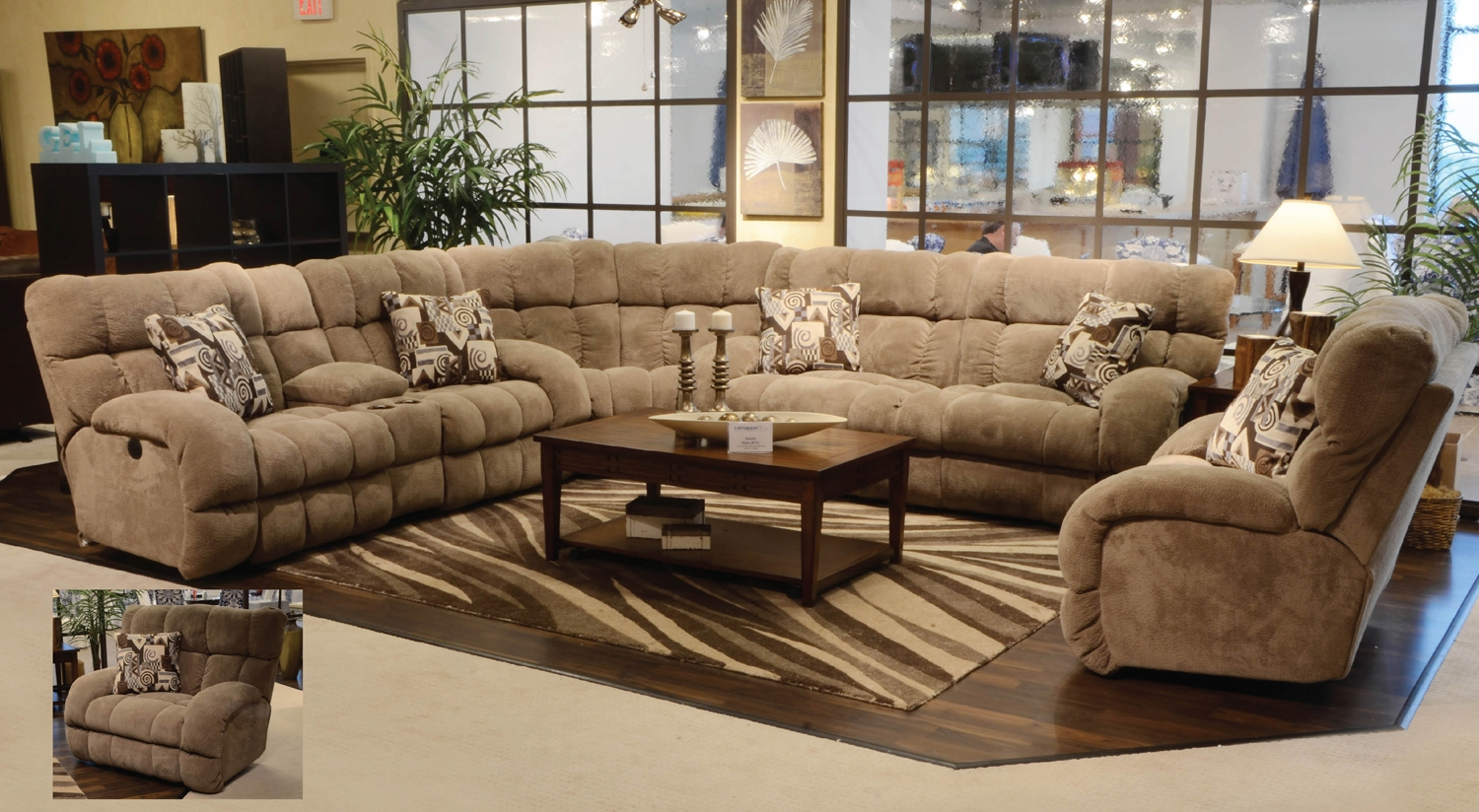 large modern sectional sofas photo - 7