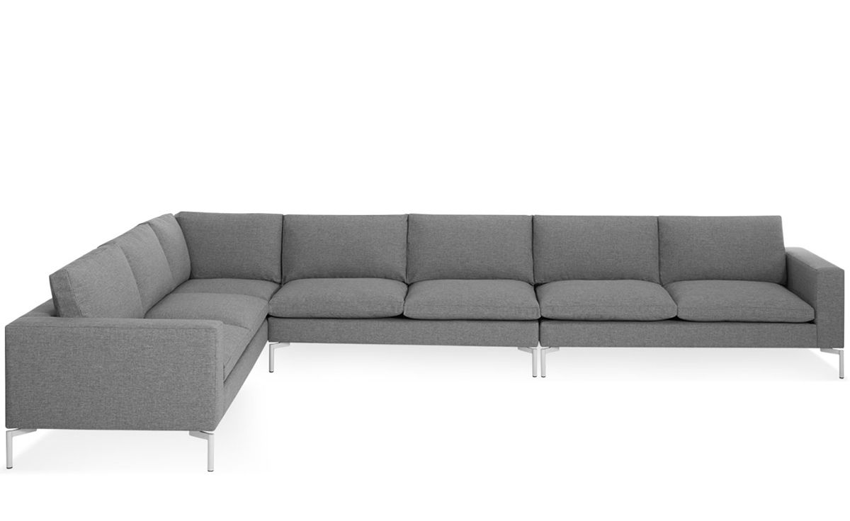 large modern sectional sofas photo - 8