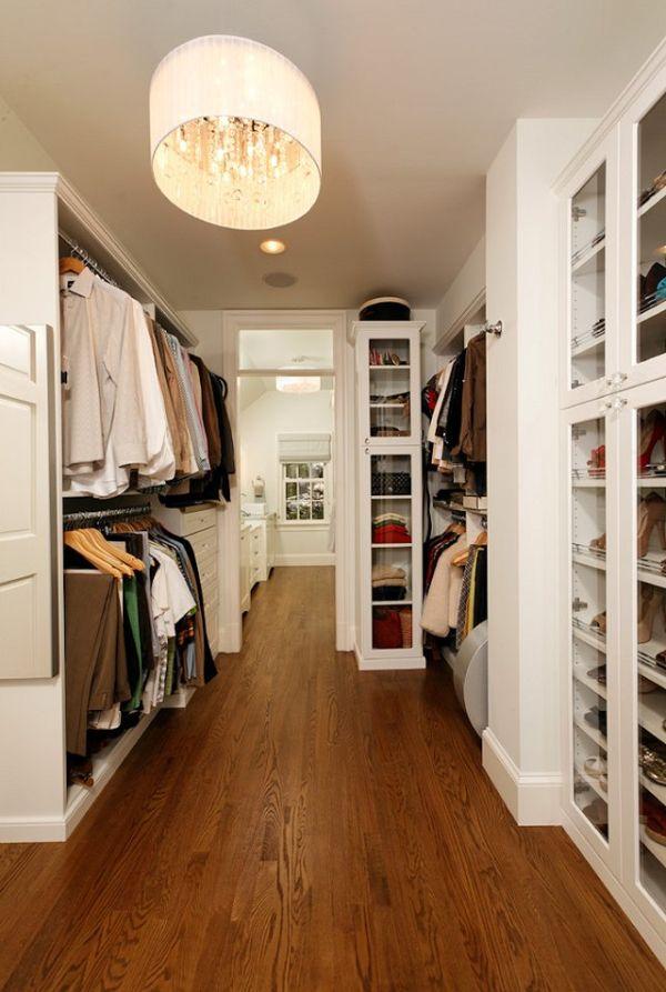 large walk in closet design photo - 7