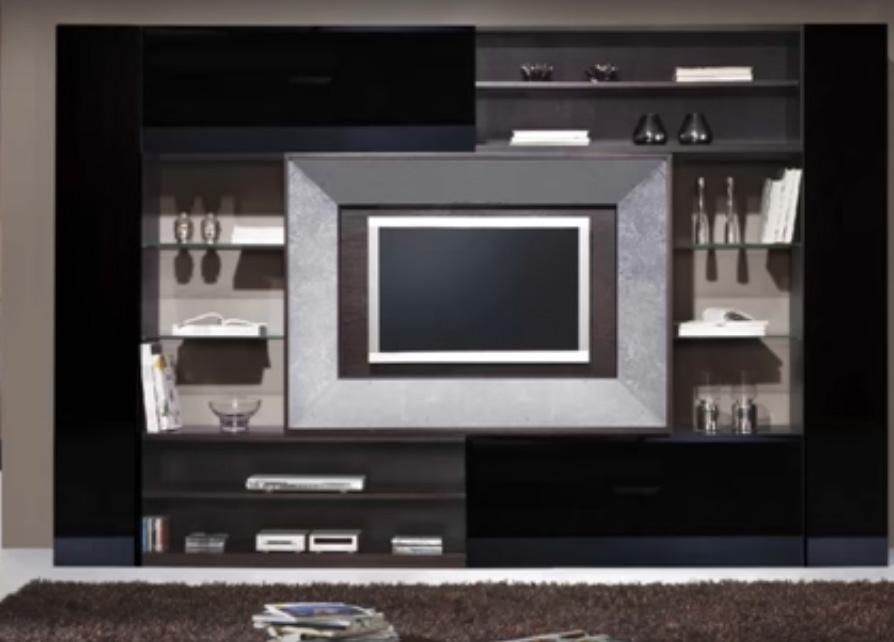 lcd tv unit design ideas photo - 10