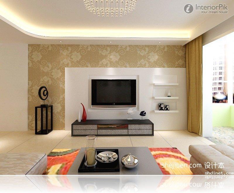 lcd tv unit design ideas photo - 5