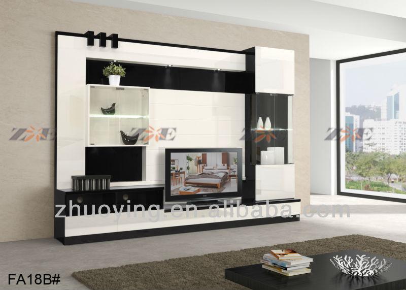 lcd tv unit design ideas photo - 9
