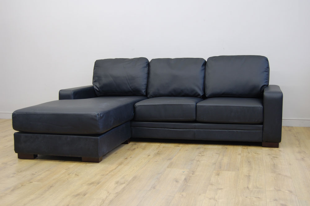 leather sectional sofa clearance photo - 3