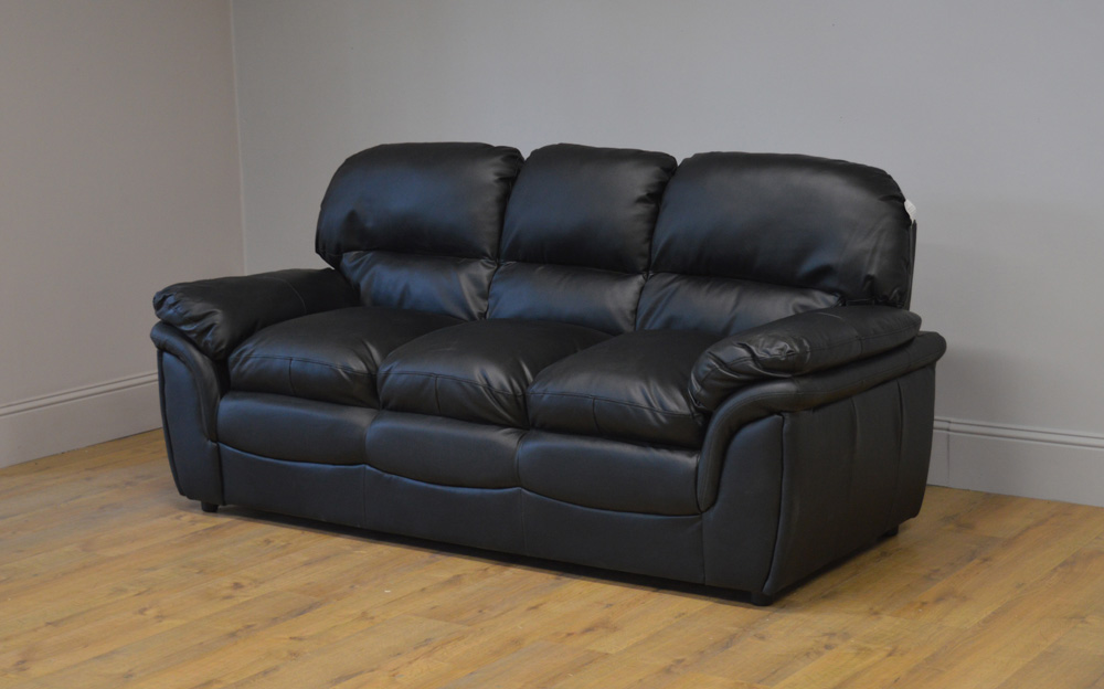 leather sectional sofa clearance photo - 5