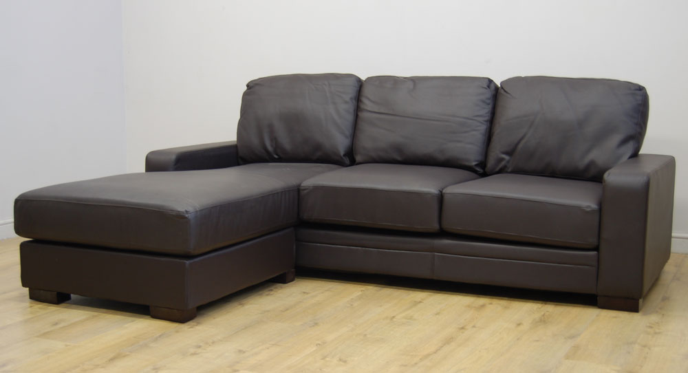 leather sectional sofa clearance photo - 6