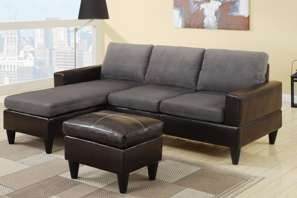 leather sectional sofa clearance photo - 9