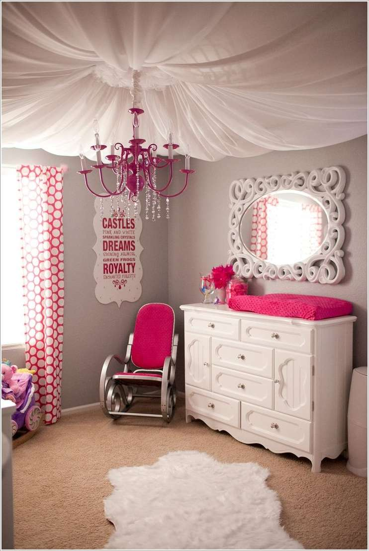 little girl room ideas diy photo - 3