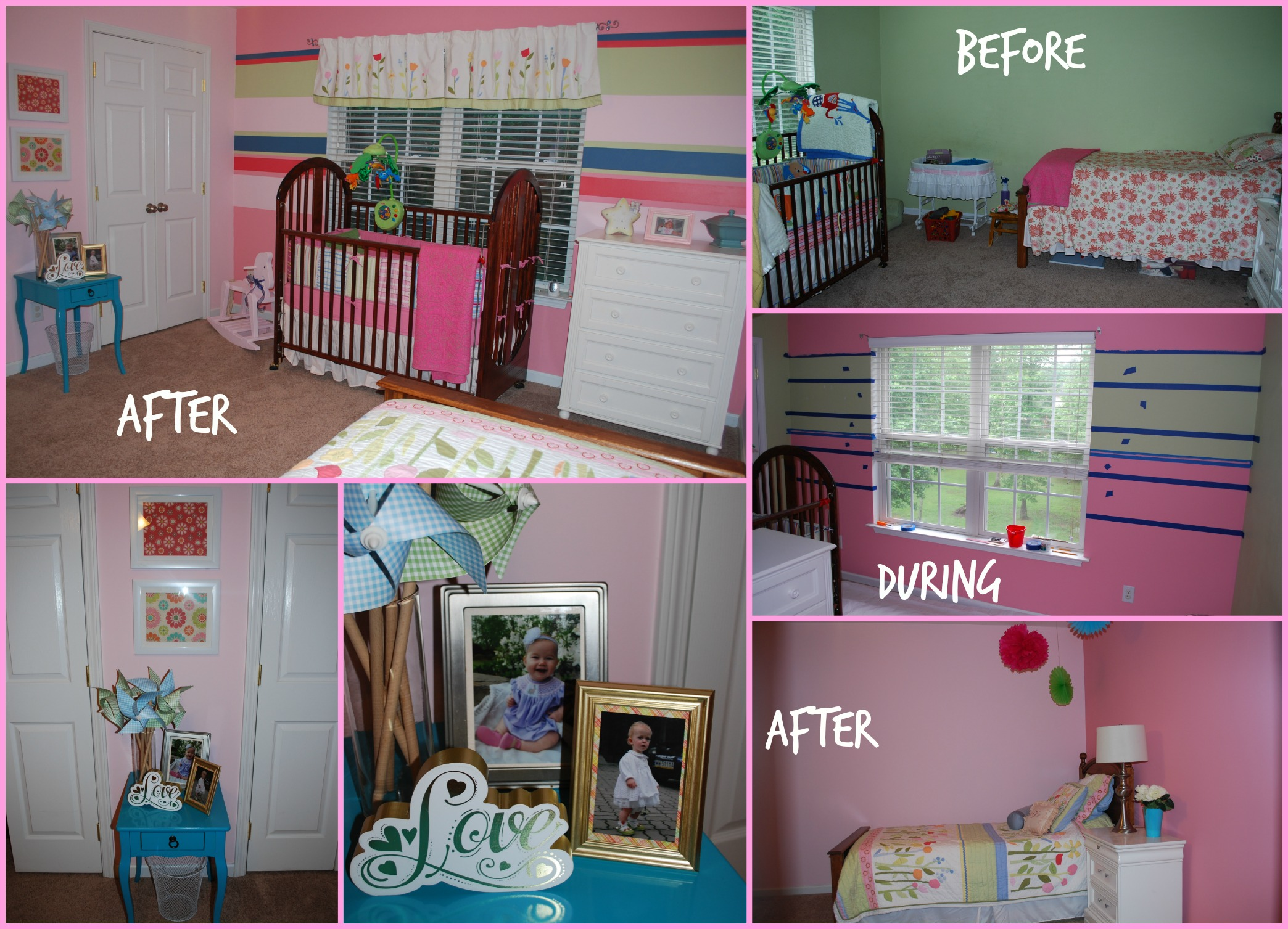 little girl room ideas diy photo - 4