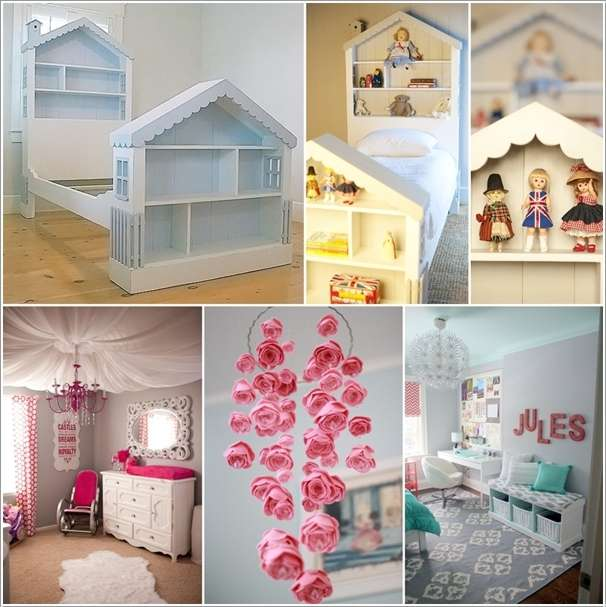 little girl room ideas diy photo - 6