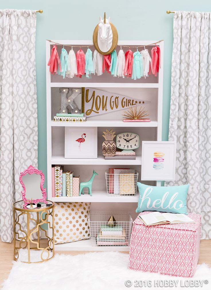 little girl room ideas diy photo - 7