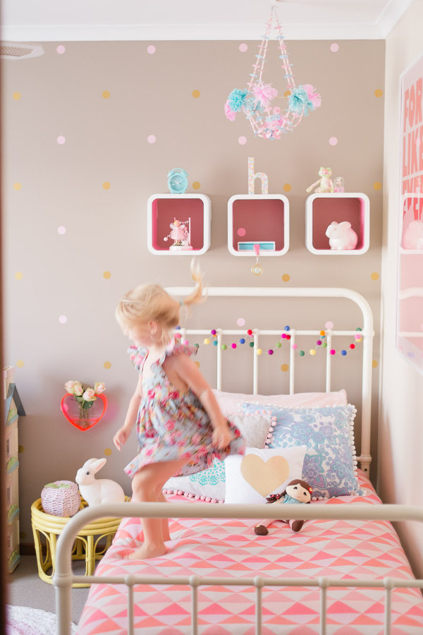 little girl room ideas diy photo - 8