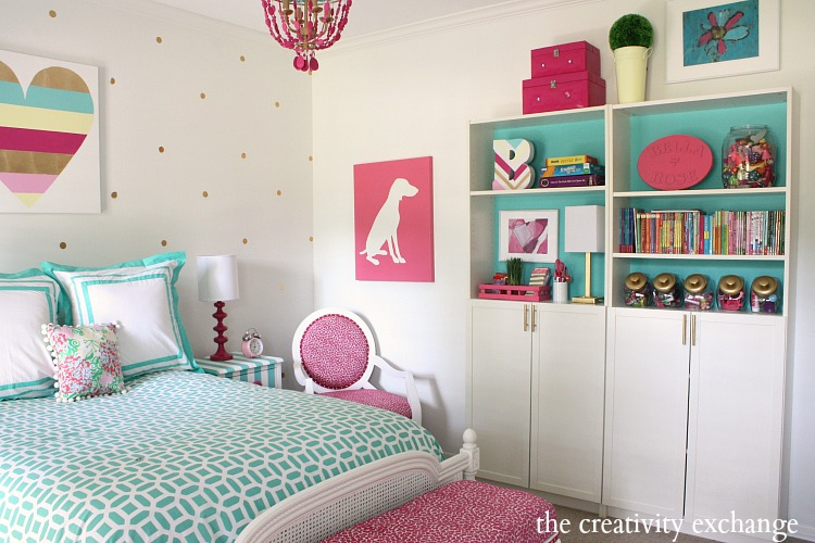 little girl room ideas diy photo - 9