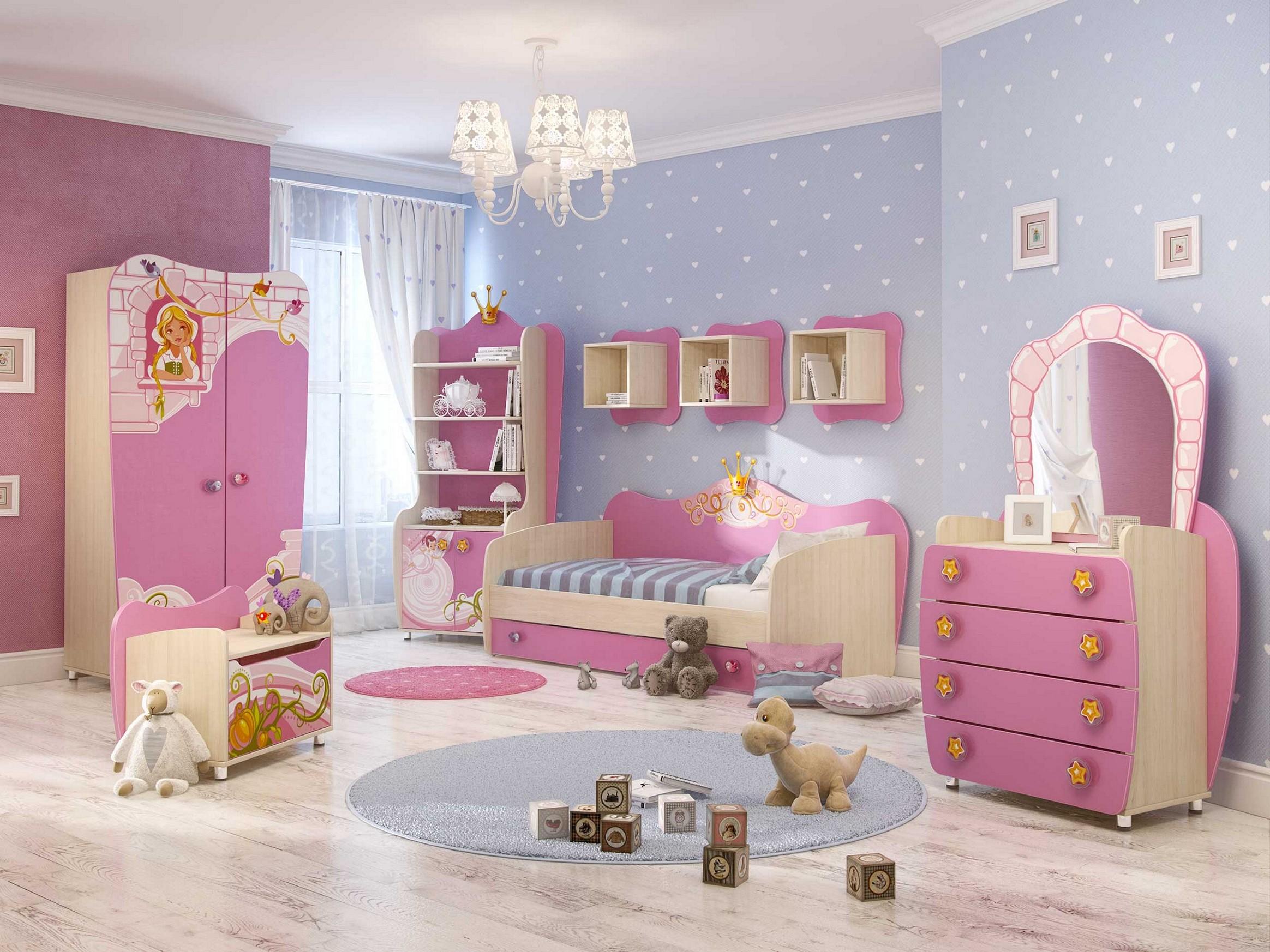 little girl room ideas paint photo - 10