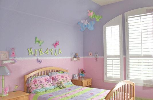 Little Girl Room Ideas Paint Hawk Haven