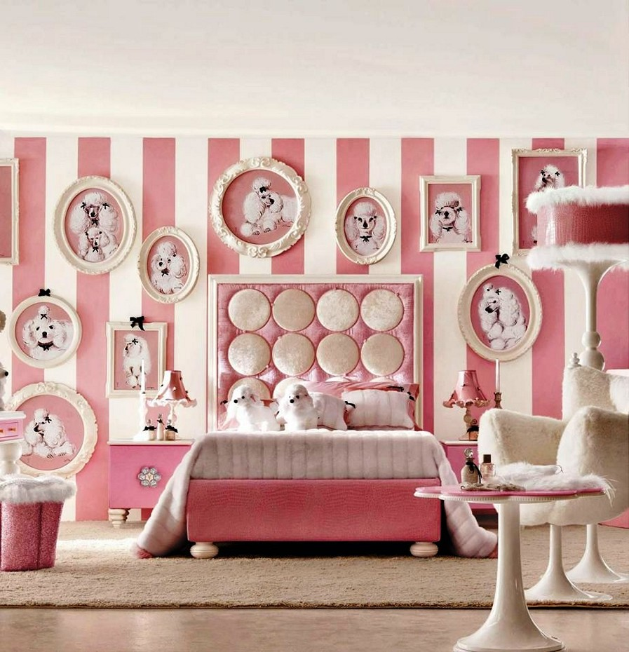 Little Girls Bedroom Paint Ideas Paris Bedroom Black And White Cool Bedroom Colours Paint Bedroom Ideas Master Bedroom: Little Girl Room Ideas Paint