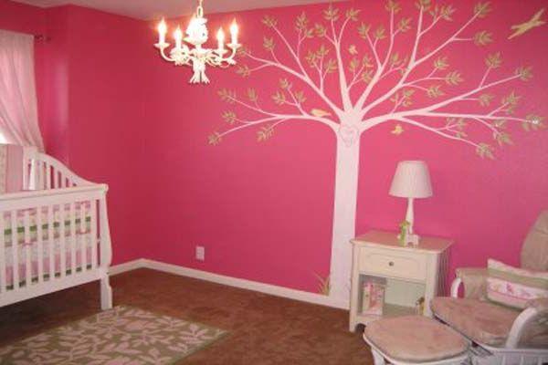 little girl room ideas paint photo - 6