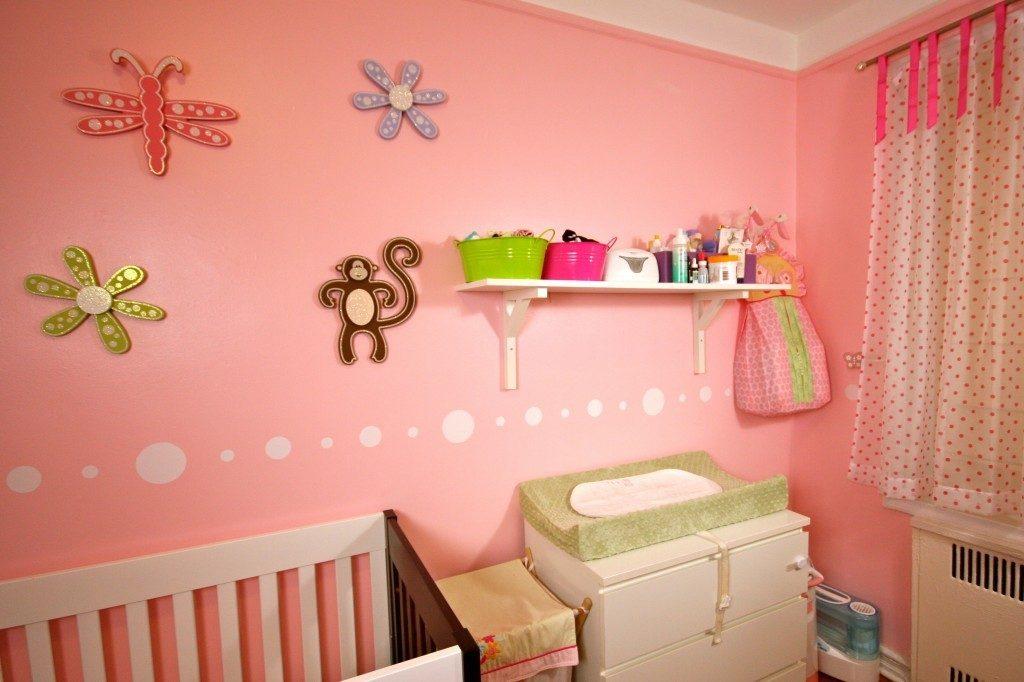 little girl room ideas paint photo - 7