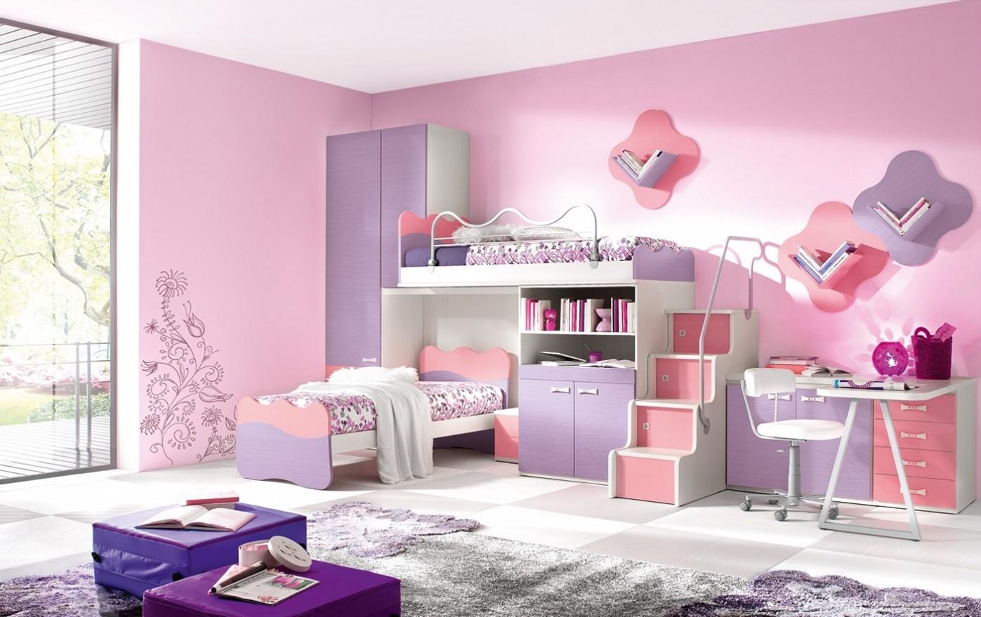 little girl room ideas paint photo - 9