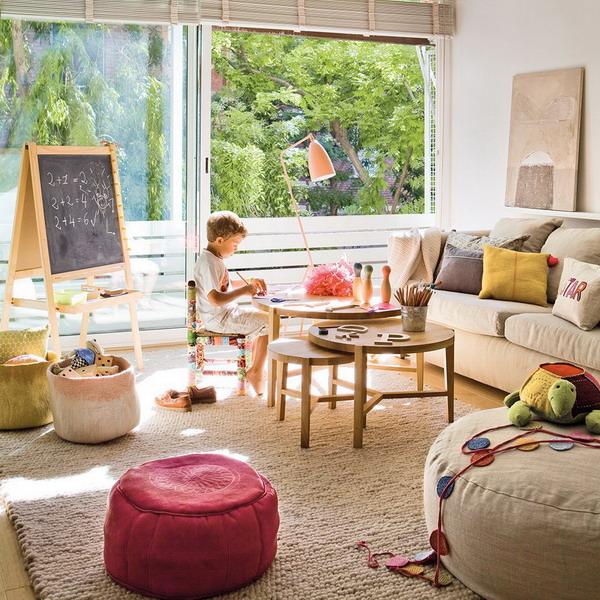 living room design kids photo - 10