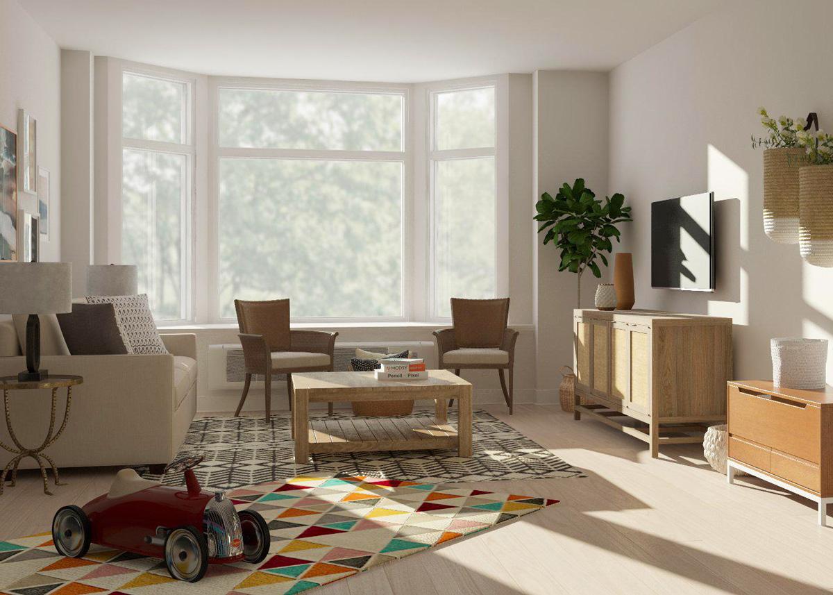 living room design kids photo - 8