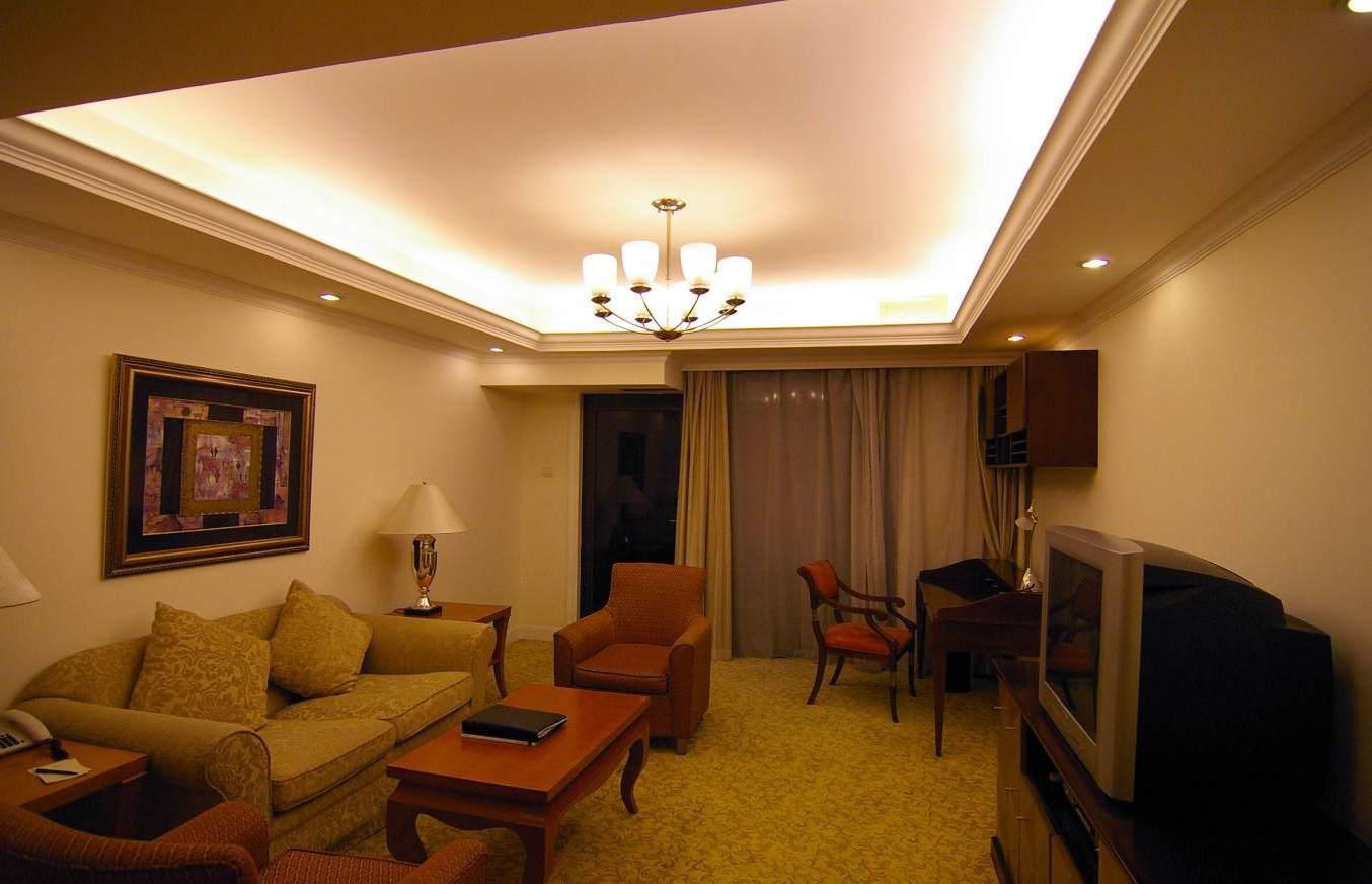living room design lighting photo - 8
