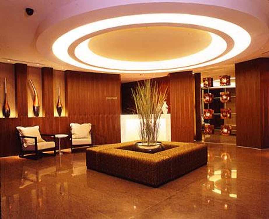 living room design lighting photo - 9