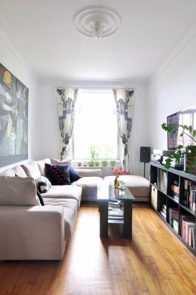 Design Narrow Living Room: Living Room Design Long Narrow