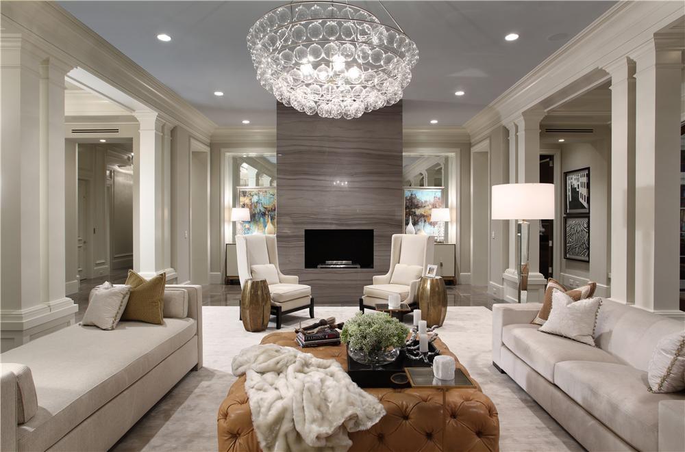 living room design luxury photo 6