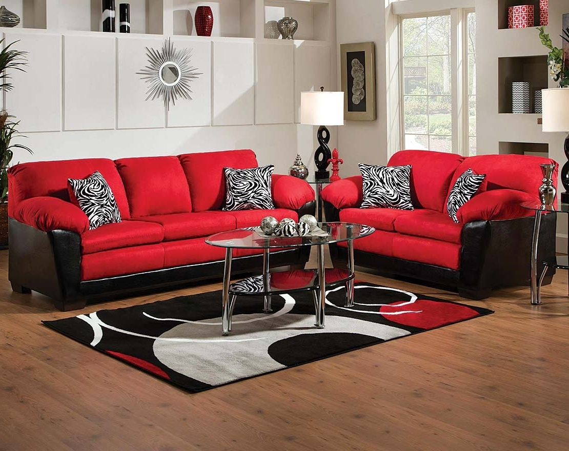 Our Choice of Top Red Sofa Sets Pics - Icerunnerblog.com ...