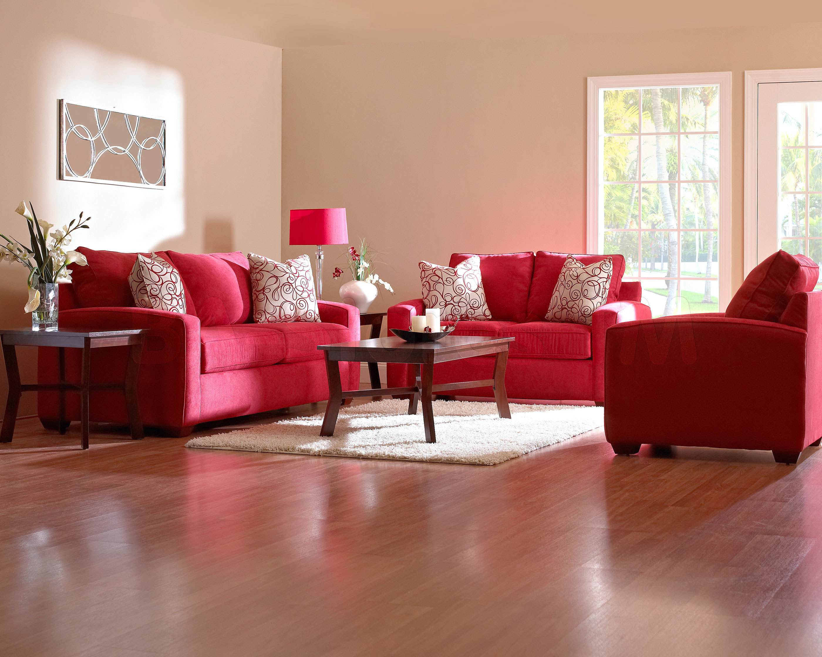 Modern Living Room Ideas With Red Sofa living room design red sofa | hawk haven