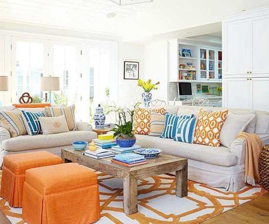 living room designs and colour schemes photo - 1